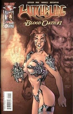 Witchblade - Blood Oath (2004) One-Shot