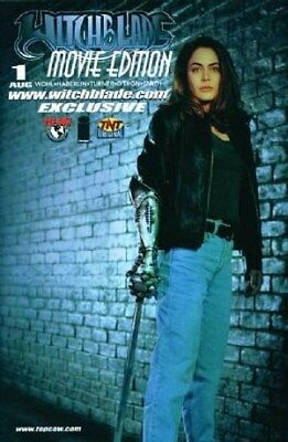 Witchblade - Movie Edition (2000) One-Shot (Witchblade.com Variant)