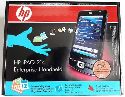 HP iPAQ 214 Enterprise PDA (FB043AT#ABB)