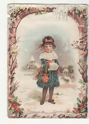 Malena Ointment Salve Horatio Duplissa Great Works ME Blue Coat Card  c1880s