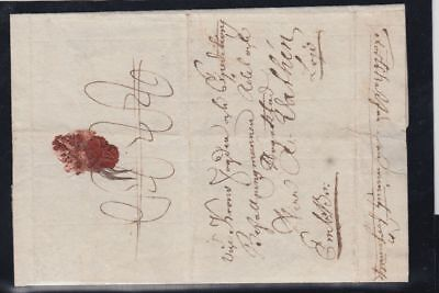 1817 Federbrief Nach Lojo Cover With Feather To Lojo