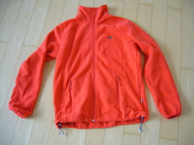 2117 Of Sweden: Tolle Jacke, Laufen, Fitness, Tennis, Golf, Fleece, Rot, Gr. 38