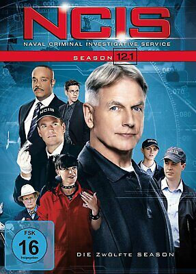 NCIS - Navy CIS - Staffel/Season 12.1 # 3-DVD-BOX-NEU