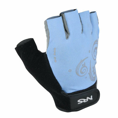NRS Women's Boater Glove Large Blue