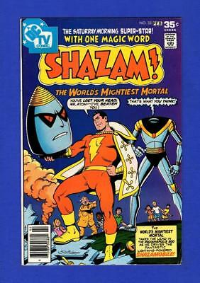 Shazam The Original Captain Marvel #33 Vf+ High Grade Bronze Age Dc