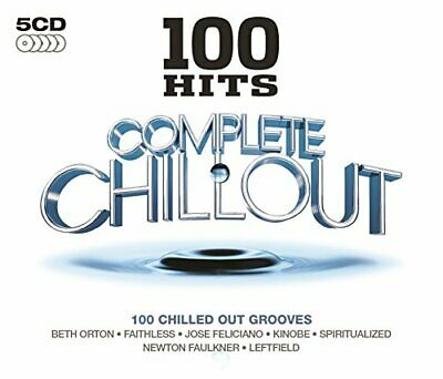 Various Artists - 100 Hits - Complete Chillout - Various Artists CD MOVG The The