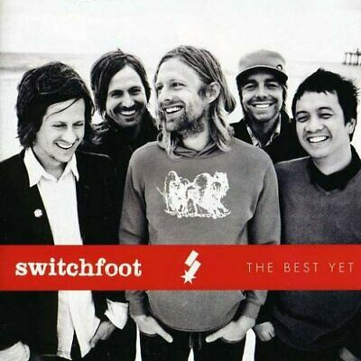 Switchfoot - The Best Yet - Switchfoot CD QAVG The Cheap Fast Free Post The