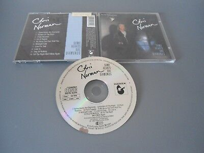 Cd Chris Norman - Some Hearts Are Diamonds