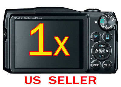 1x Clear LCD Screen Protector Guard Cover Film For Canon PowerShot SX720 HS