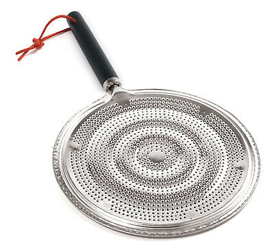 """Norpro Heat Diffuser Deluxe 8.25"""" Tin For Even Cooking of Soups/Sauce/Rice 8.25"""""""