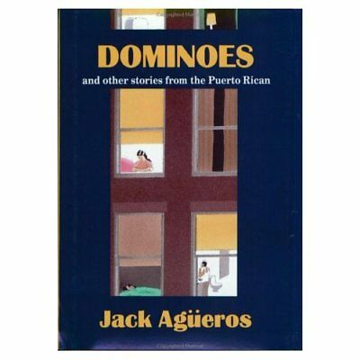 Dominoes and Other Stories from the Puerto Rican - Hardcover NEW Jack Agueros 19