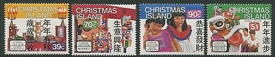 Chinese New Year 1989 - Mnh Set Of Four (Bl357-Rr)