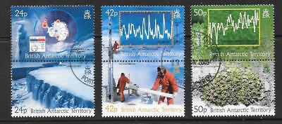 British Antarctic Terr. Sg389/94 2004 Climate Change Fine Used