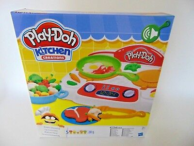Hasbro Play-Doh Kitchen Creations Brutzel-Herd B9014