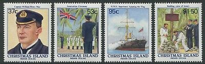 Anniversary Of Island's Annexation 1988 - Mnh Set Of Four (Bl357-Rr)