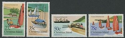25 Years Of The Boat Club 1983 - Mnh Set Of Four (Bl359-Rr)