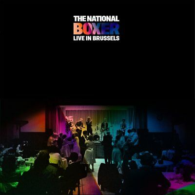 The National - Boxer Live In Brussels (NEW CD ALBUM)