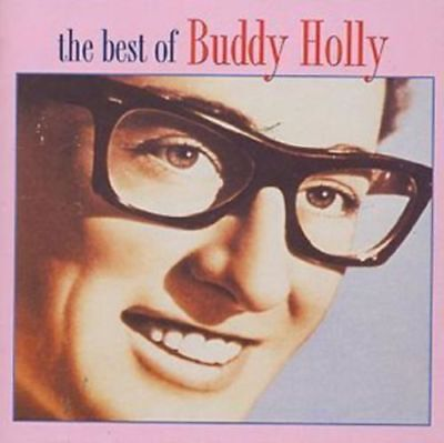 BUDDY HOLLY THE BEST OF CD (20 Greatest Hits)