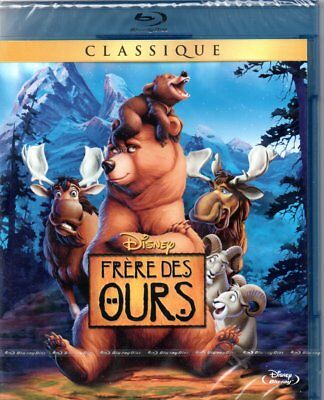 """Blu-ray """"Frère des ours """"  Disney   n 73    NEUF SOUS BLISTER"""