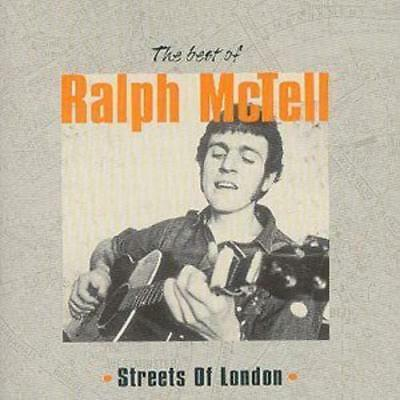 RALPH McTELL STREETS OF LONDON THE BEST OF CD