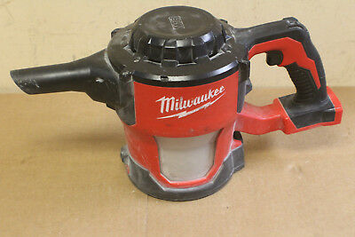 Milwaukee 0882-20 Tool Only M18 Lithium-Ion Cordless Compact Vacuum Free Ship