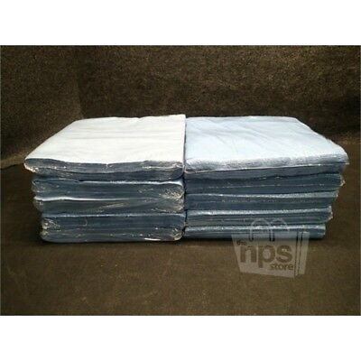 "Lot of 1000 Sontara PR-811 Dupont Engineered Cloth Wipes, 12""x12"", Blue"