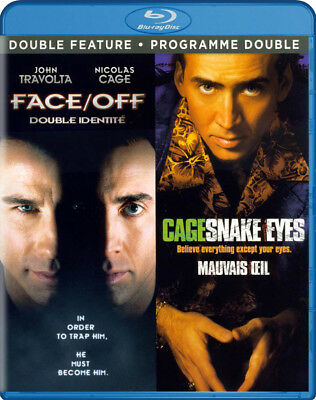 Face/off / Snake Eyes (Double Feature) (Blu-Ray) (Paramount) (Bilingua (Blu-Ray)
