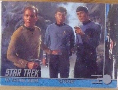 Star Trek The Original Series Trading Cards 77 Full Base Set No 91 -168 Mint