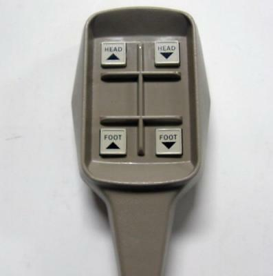Joerns Hospital Bed Hand Control Semi Electric 15 Pin Rectangle Plug  **NEW**