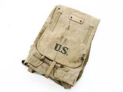 US M1928 Haversack Used E164