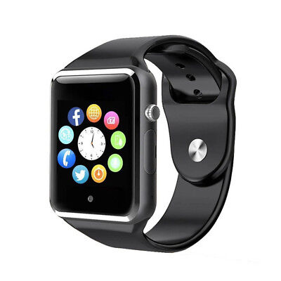 Bluetooth Wrist Smart Watch Cell Phone Camera SIM Card For Android iPhone