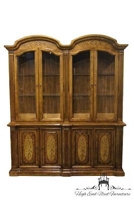 """STANLEY FURNITURE Venicia Collection 71"""" Lighted China Cabinet"""