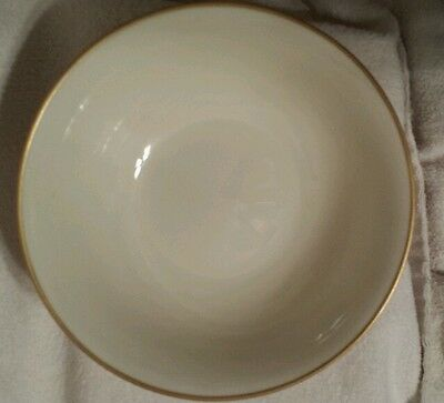 AVON 1980 President's Club Bowl fine china exclusively for Avon