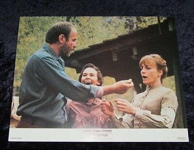 Pale Rider lobby card # 5 Carrie Snodgress