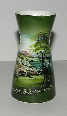 Studio Anna Hand Painted Vase - Nuriootpa, Barossa Valley - Scarce