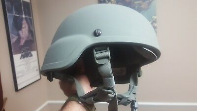 Revision Ballistic Advanced Combat Helmet (ACH) New with Pads and chin strap