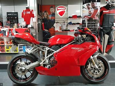Ducati 749S ***full Ducati History, Loads Of Receipts, Low Mileage***