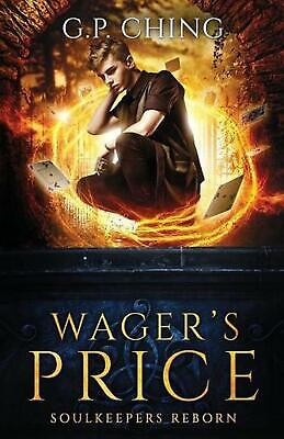Wager's Price by G.P. Ching Paperback Book Free Shipping!