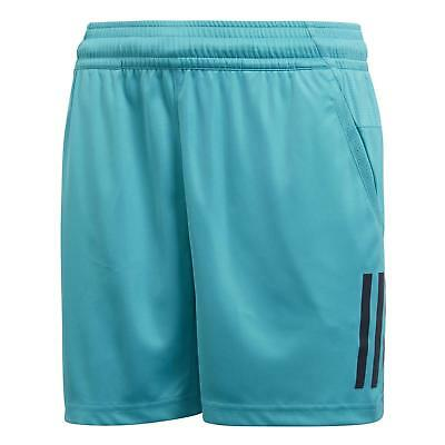 adidas Boys Club 3 Stripes Tennis Shorts