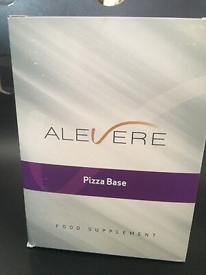 Alevere Margherita Pizza - High Protein food suppliment - 7 Servings