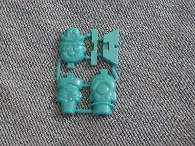 Cracker Jack Old Man Faces Silly Put Together Toy Unassembled