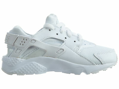 02af44fe922fe Nike Huarache Run Little Kids 704949-110 White Athletic Shoes Youth Size  10.5