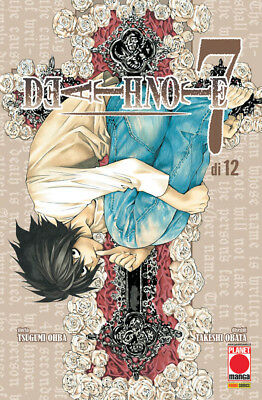 DEATH NOTE 7 - Planet Manga (Ultime Ristampe)