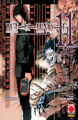 DEATH NOTE 11 - Planet Manga (Ultime Ristampe)
