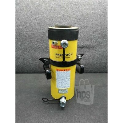 Enerpac RRH6010 60 Ton Double-Acting Hollow Plunger Hydraulic Cylinder USED*