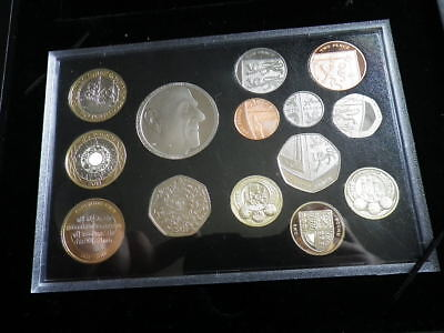 Great Britain 2011 Proof Set. In 4 Set Case ......443