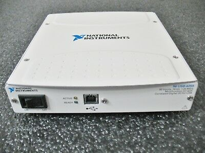 National Instruments Usb-6259 High Speed Daq Multifunction  Module