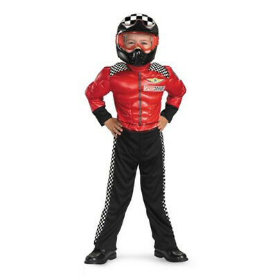 Turbo Racer Driver Infant / Toddler / Child Costume | Disguise 24872
