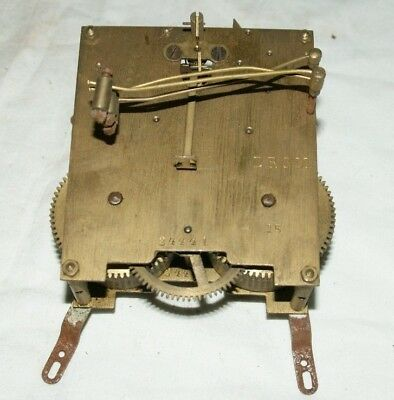 Antique DRGM Clock  Movement, Spares/Repair