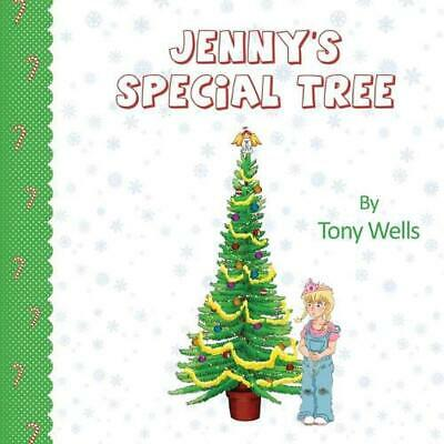 Jenny's Special Tree by Tony Wells Paperback Book Free Shipping!